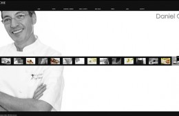 Daniel Galmiche Website Design Image 1