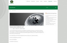 Lexical Website Design Image 1