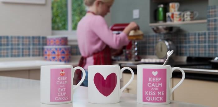 MacLaggan Smith Mugs Website Design Image 1