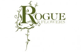 Rogue Flowers Website Design Image 1