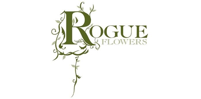 Rogue Flowers Website Design Image 1