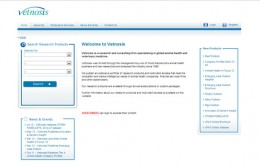 Vetnosis Website Design Image 1