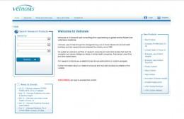 Vetnosis Website Design Image 1