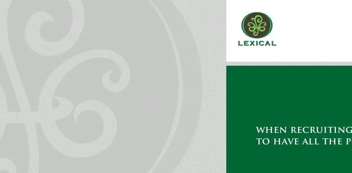 Lexical Website Design Image 3