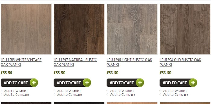 Woodstock Timber Website Design Image 2