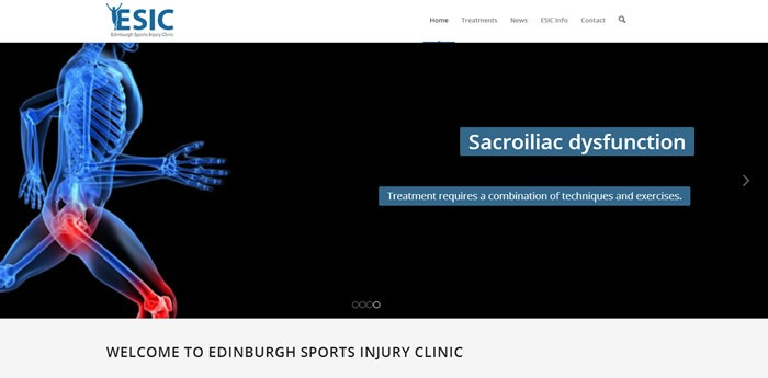 Edinburgh Sports Injury Clinic Image 2