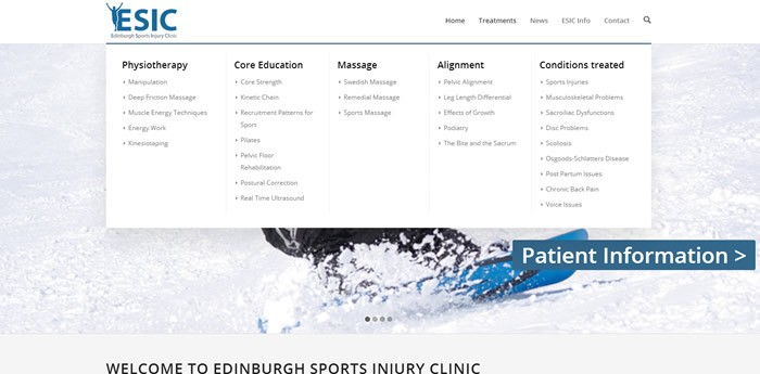 Edinburgh Sports Injury Clinic Image 3