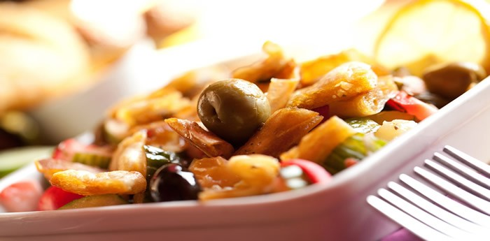 Hanam's Restaurant dish