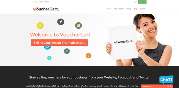 VoucherCart Design